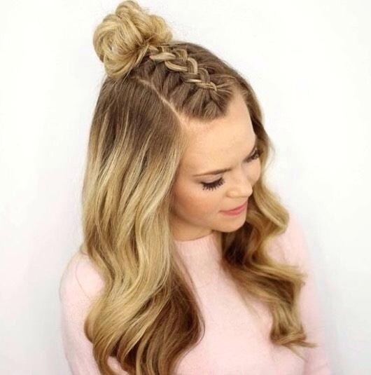 Easy Hairstyles For Long Hair Attractive Unique Cute Quick